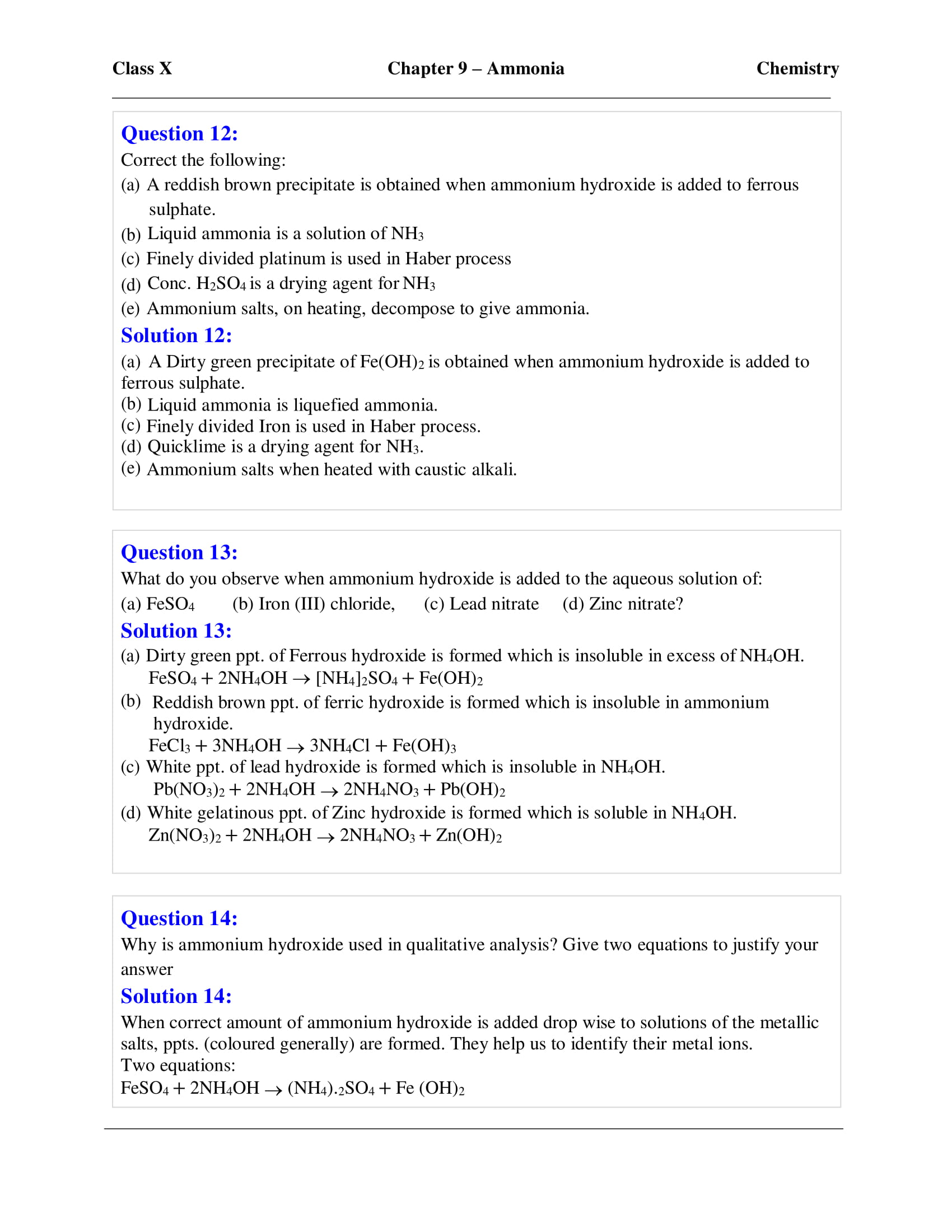 icse-selina-chemistry-solutions-class-10-chapter-9-study-of-compounds-ammonia-05