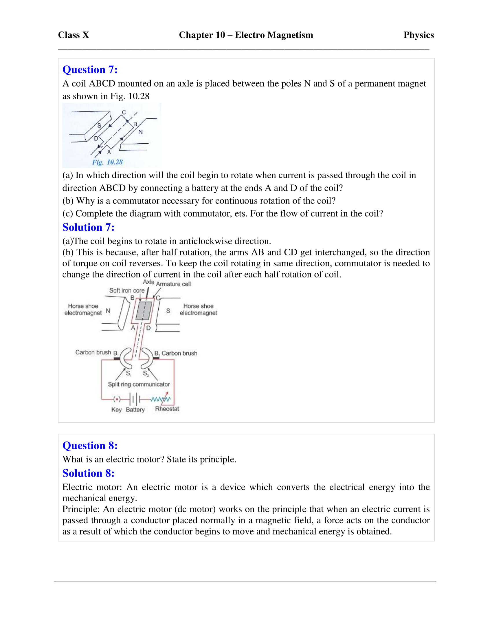icse-selina-physics-solutions-class-10-chapter-10-electro-magnetism-14