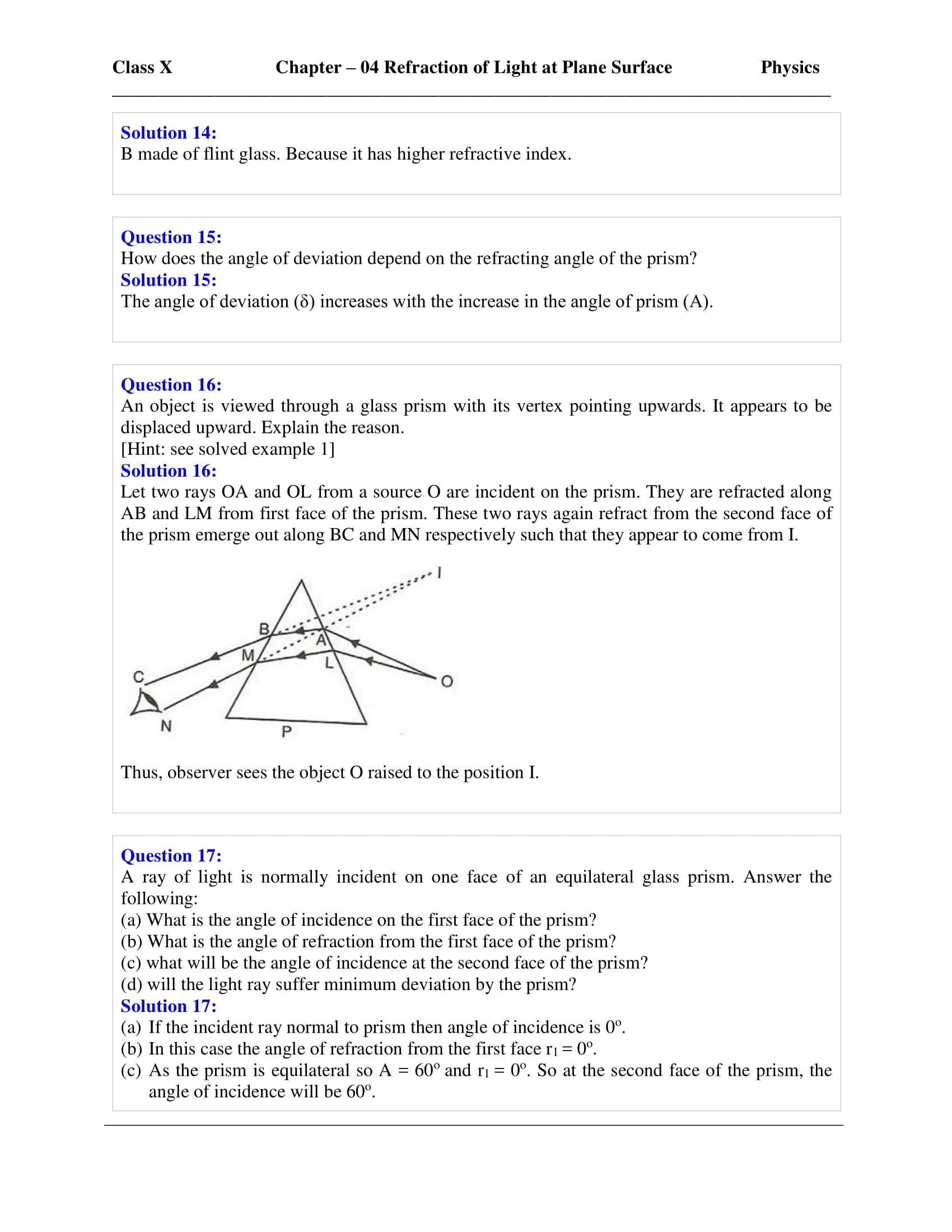 icse-selina-physics-solutions-class-10-chapter-4-refraction-of-light-at-plane-surfaces-18