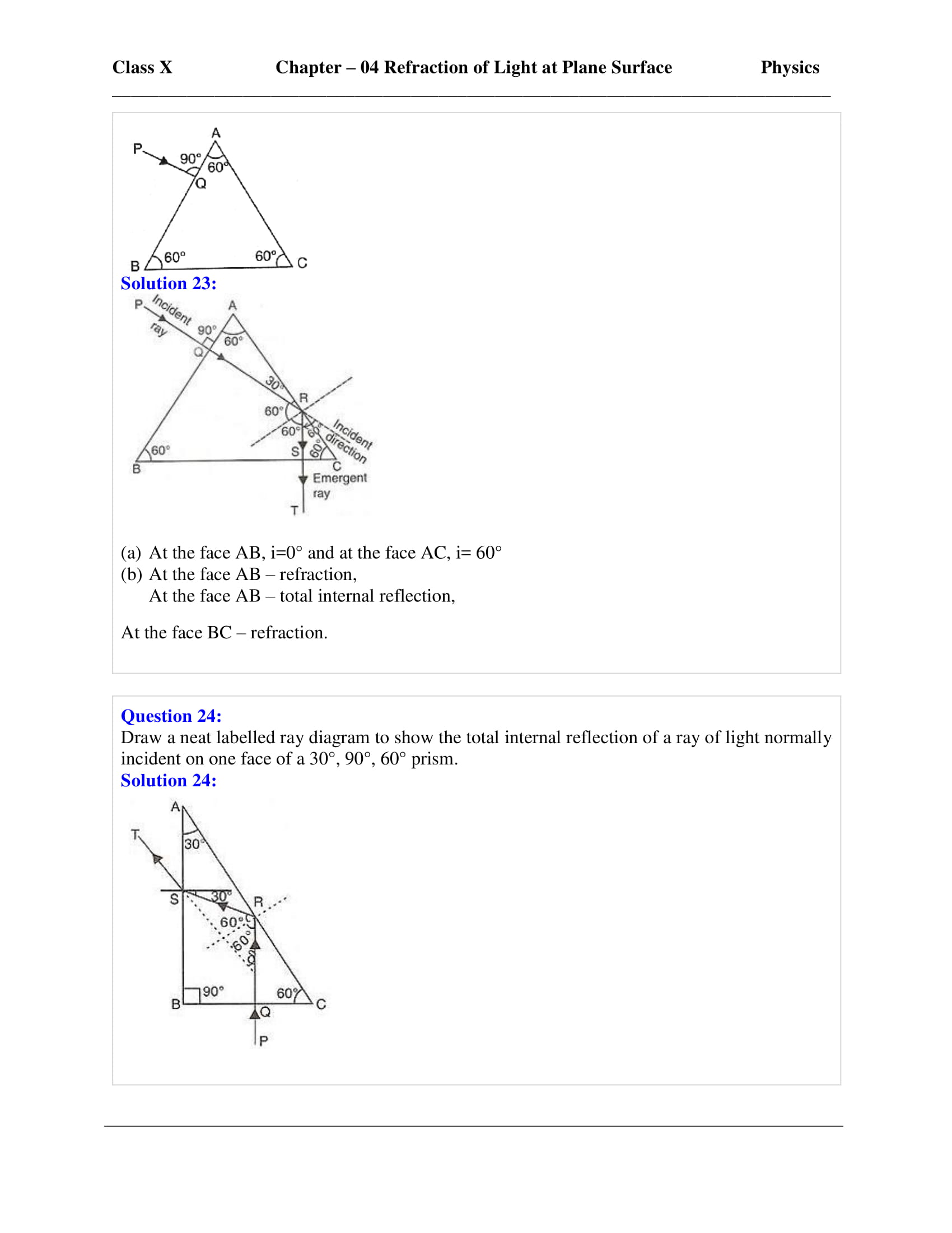 icse-selina-physics-solutions-class-10-chapter-4-refraction-of-light-at-plane-surfaces-37