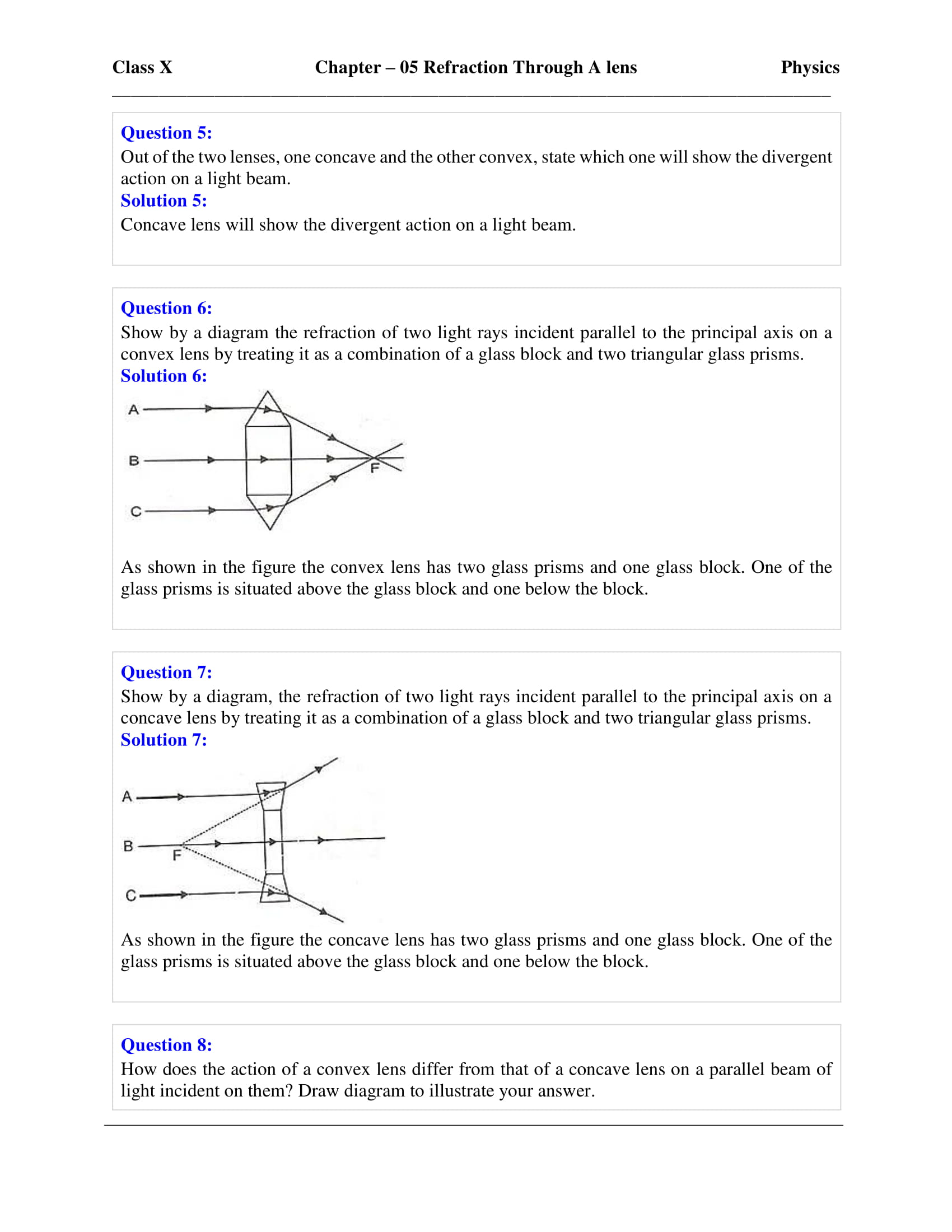 icse-selina-physics-solutions-class-10-chapter-5-refraction-through-a-lens-02