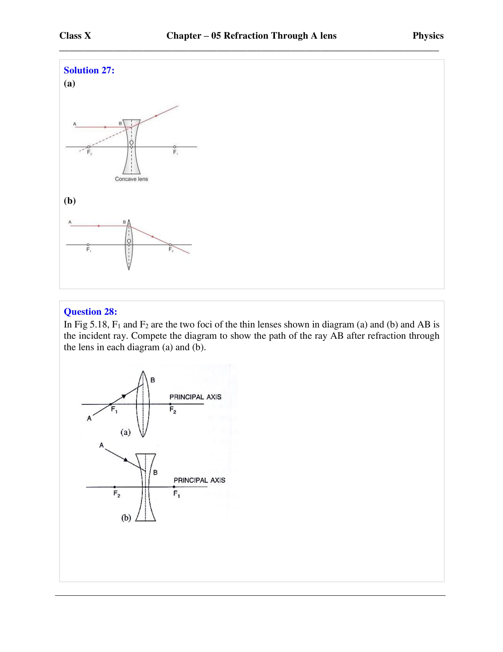 icse-selina-physics-solutions-class-10-chapter-5-refraction-through-a-lens-12