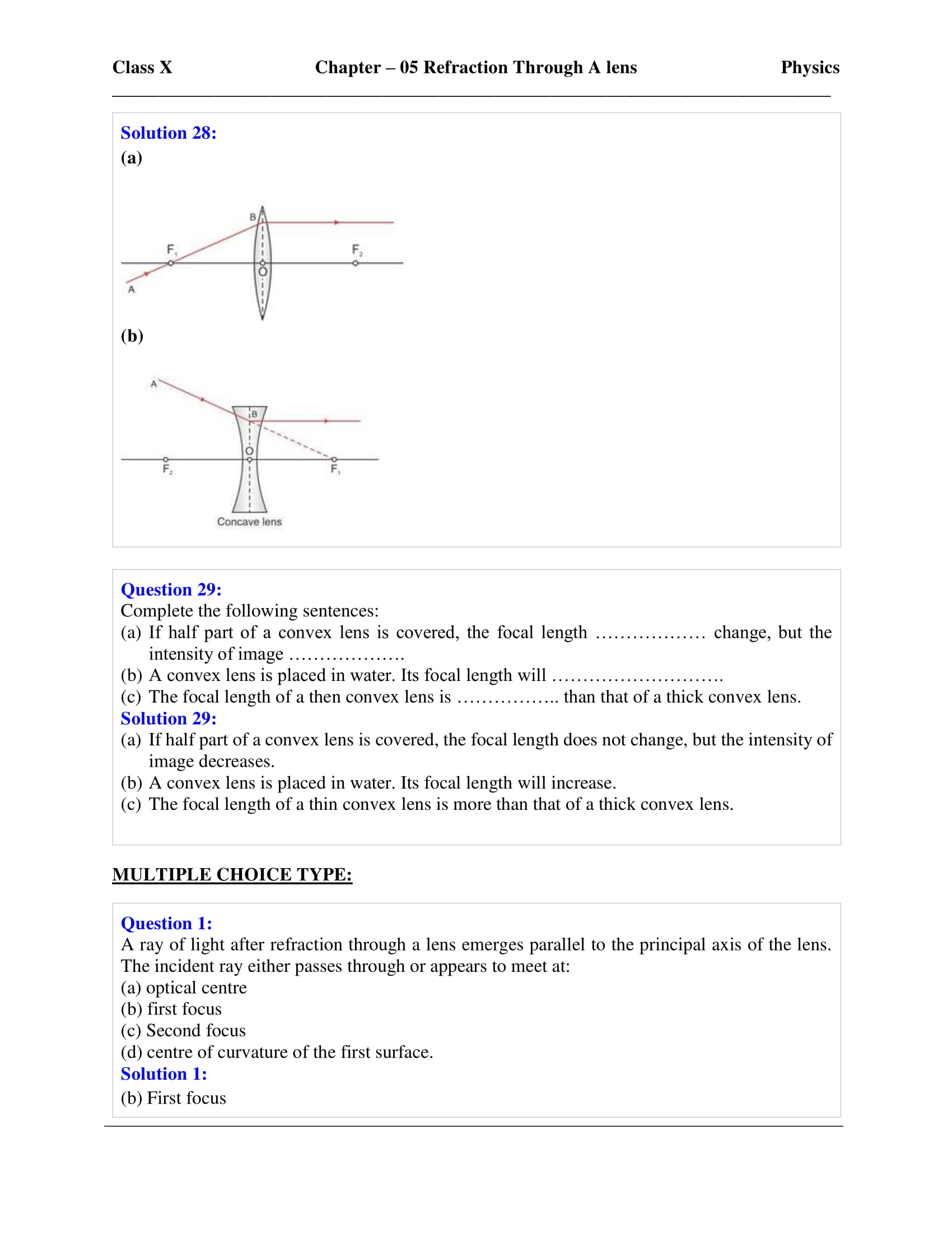 icse-selina-physics-solutions-class-10-chapter-5-refraction-through-a-lens-13