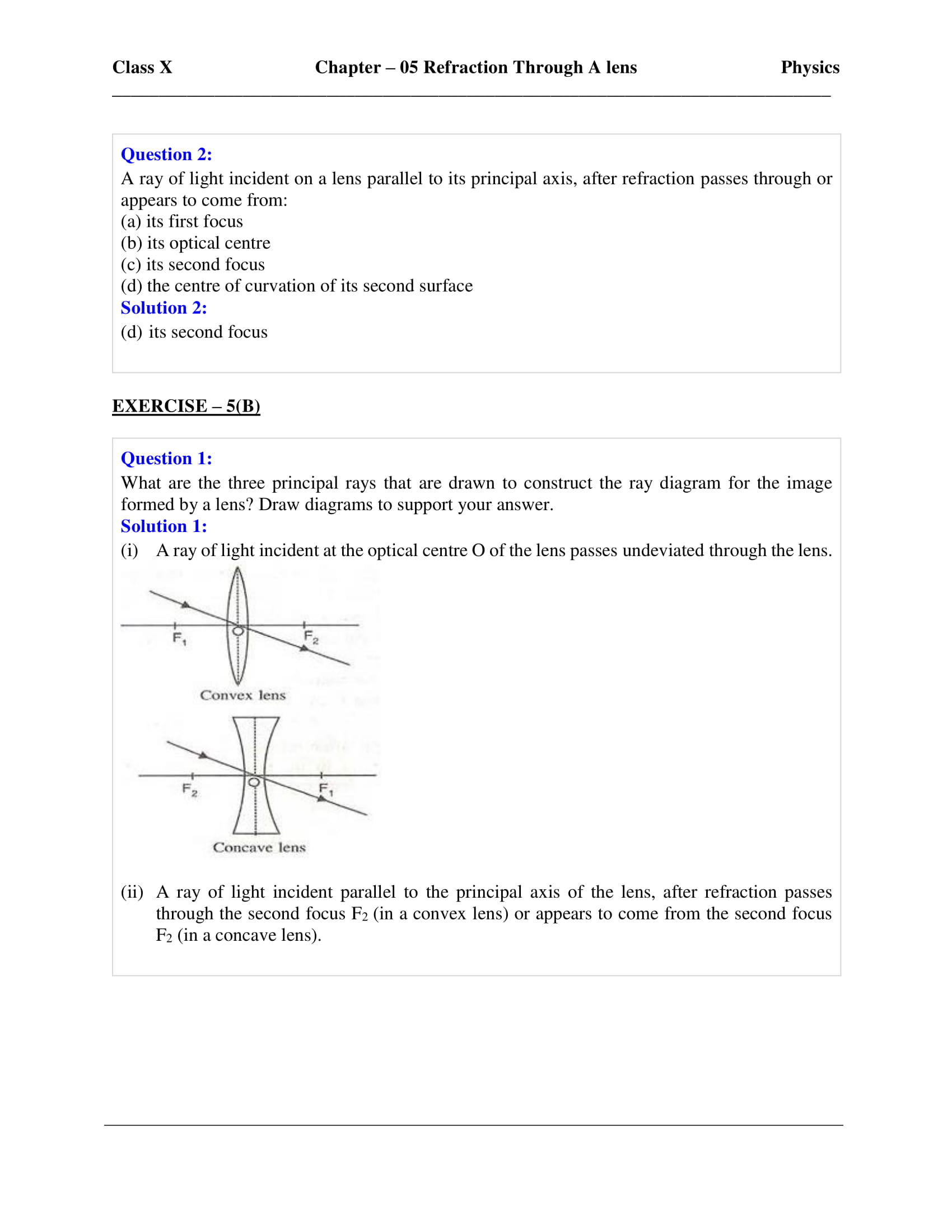 icse-selina-physics-solutions-class-10-chapter-5-refraction-through-a-lens-14