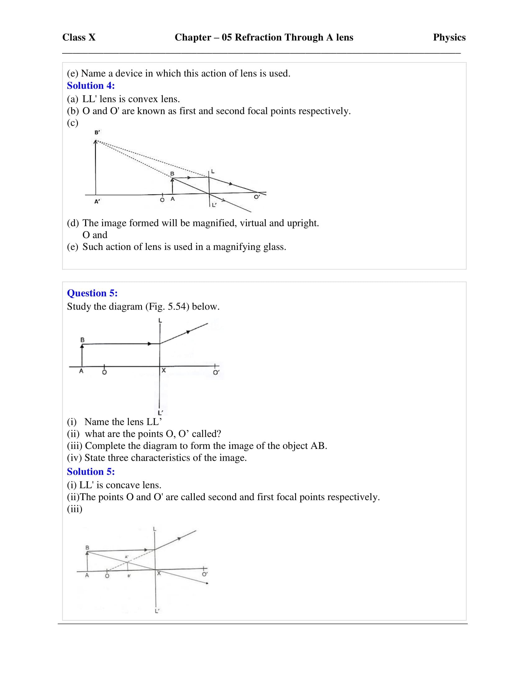 icse-selina-physics-solutions-class-10-chapter-5-refraction-through-a-lens-17