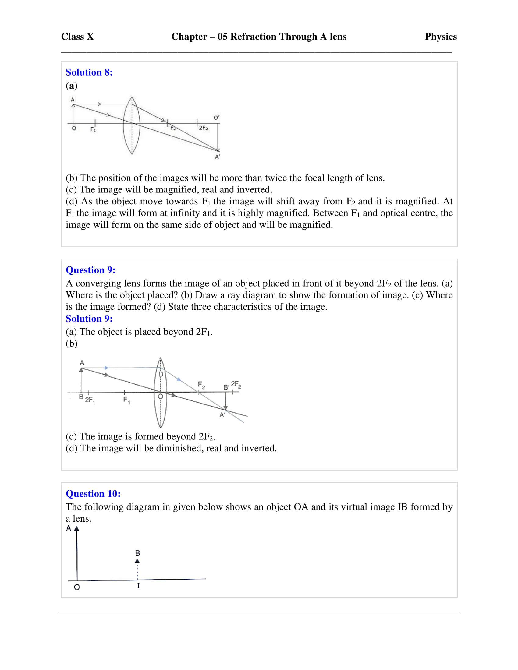 icse-selina-physics-solutions-class-10-chapter-5-refraction-through-a-lens-20