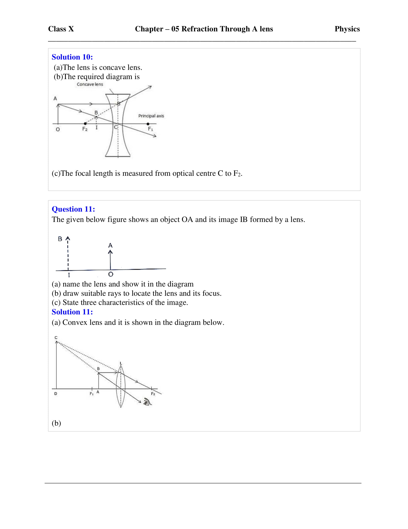 icse-selina-physics-solutions-class-10-chapter-5-refraction-through-a-lens-21