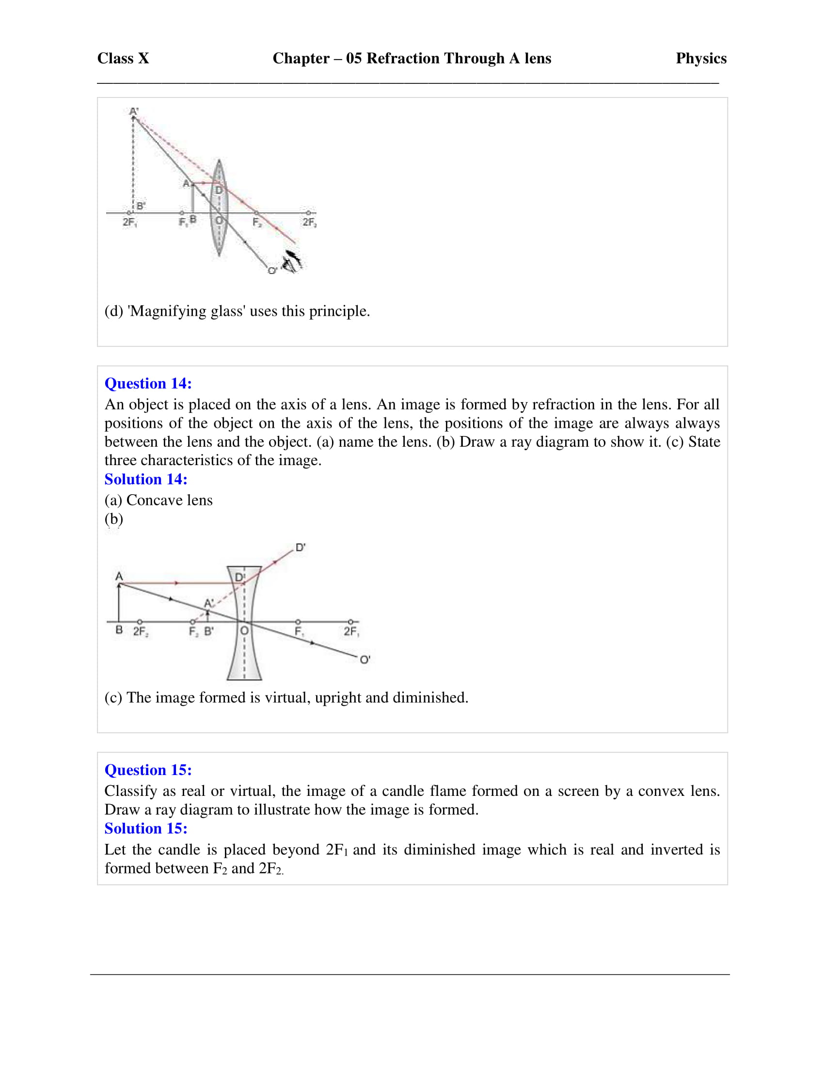 icse-selina-physics-solutions-class-10-chapter-5-refraction-through-a-lens-23