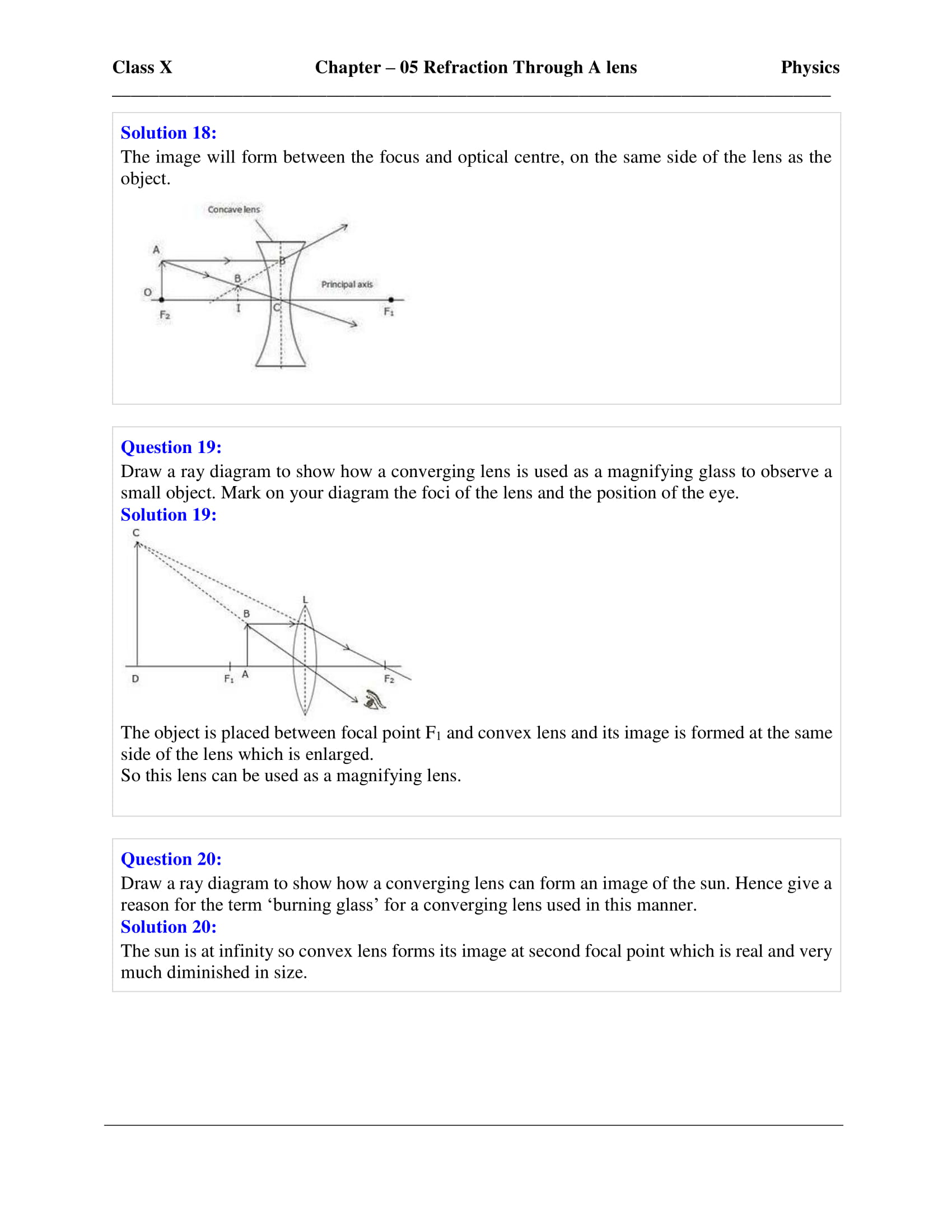 icse-selina-physics-solutions-class-10-chapter-5-refraction-through-a-lens-25