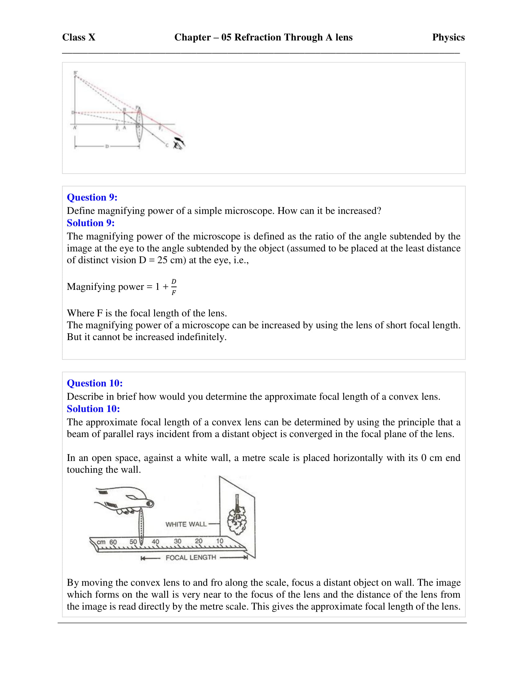 icse-selina-physics-solutions-class-10-chapter-5-refraction-through-a-lens-34