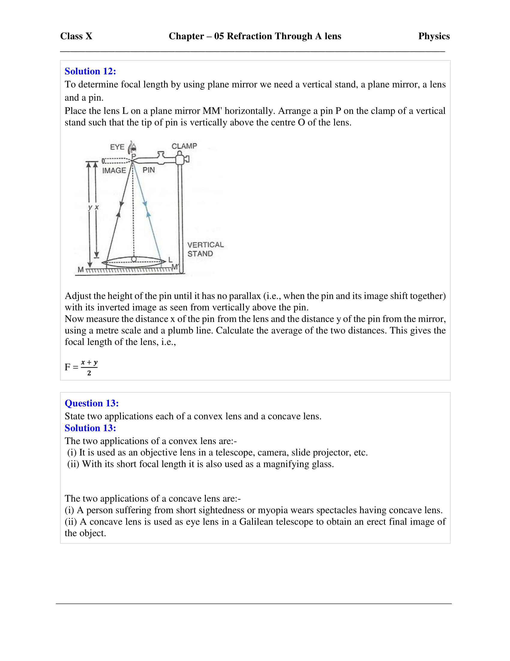 icse-selina-physics-solutions-class-10-chapter-5-refraction-through-a-lens-36