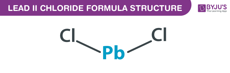 Lead (II) chloride Formula