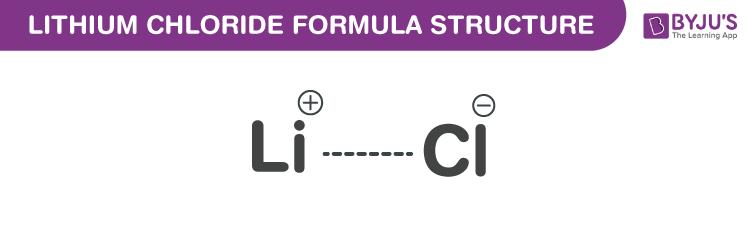 Lithium Chloride Formula