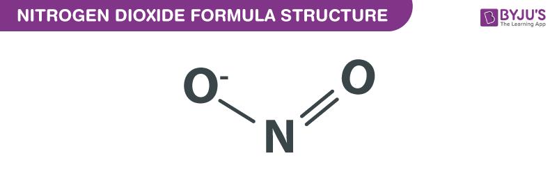 Nitrogen Dioxide Formula