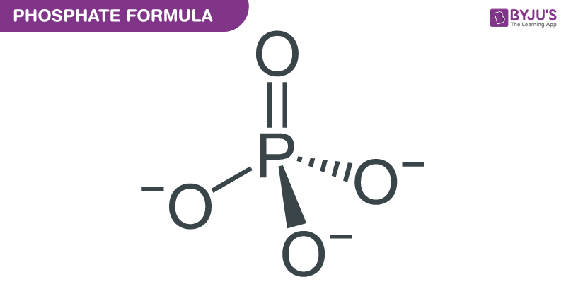Phosphate Formula