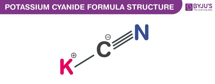 Potassium Cyanide Formula