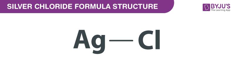 Silver Chloride Formula