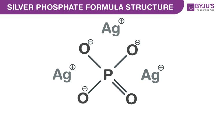 Silver phosphate Formula