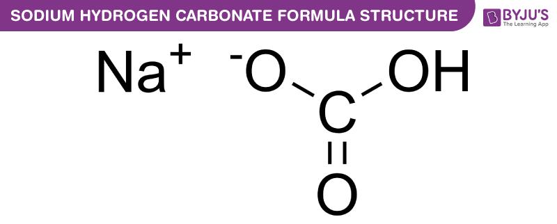 Sodium Hydrogen Carbonate Formula