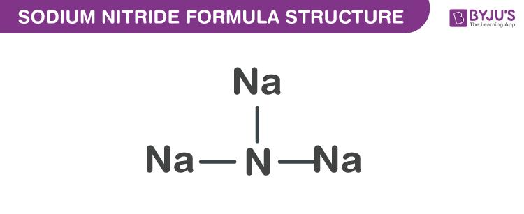 Sodium Nitride Formula