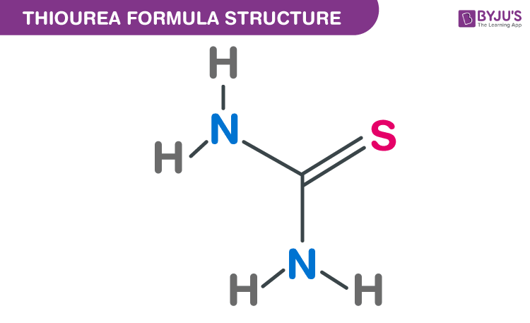 Thiourea Formula
