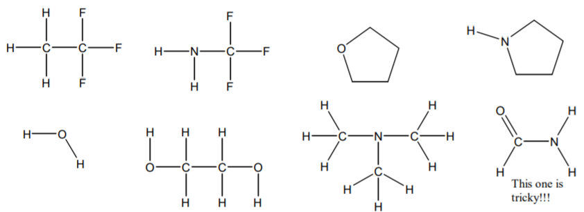 Hydrogen Bonding - Properties, Effects, Types, Examples of