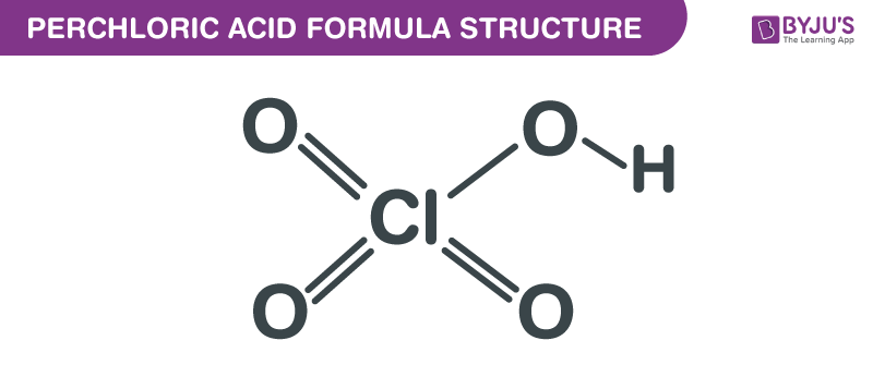 Perchloric Acid Structure