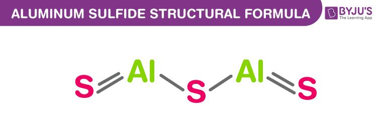 Aluminium Sulfide Chemical Structure