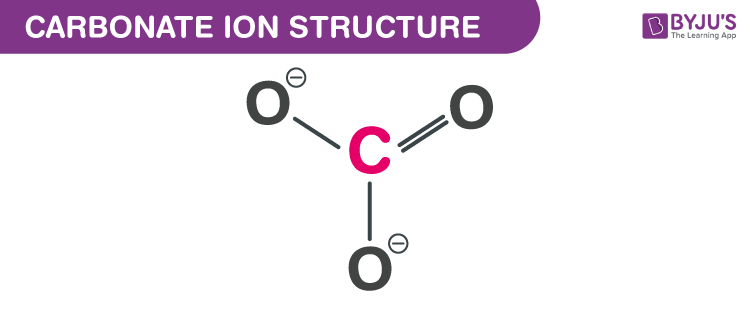 Carbonate Structure