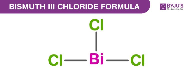 Bismuth(III) Chloride Formula