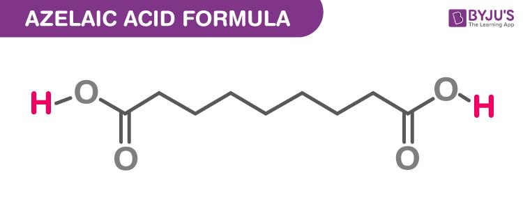 Azelaic Acid Formula
