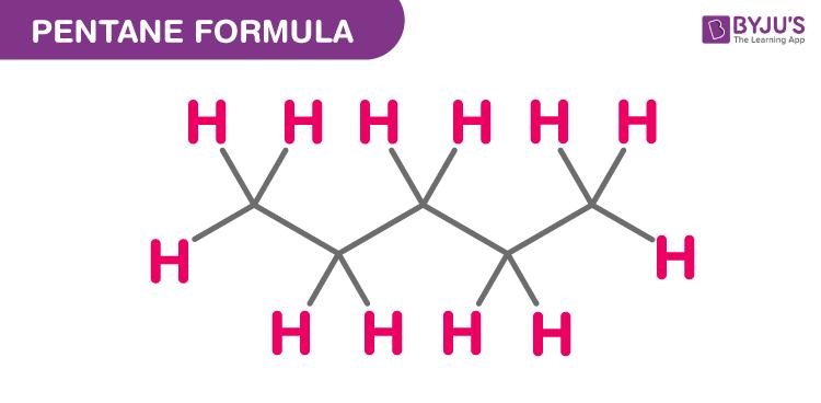 Pentane Formula