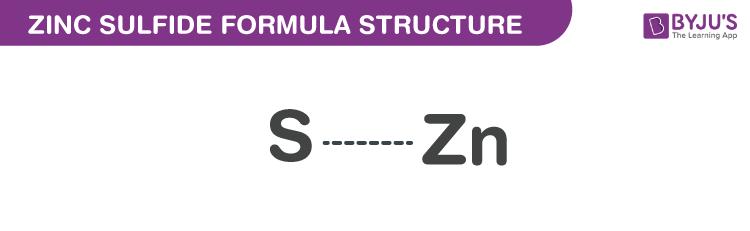 Zinc Sulfide Formula