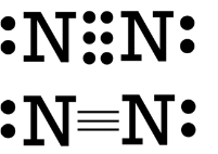 Nitrogen Molecule