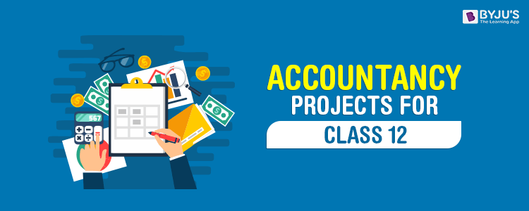 Class 12 Accountancy Project