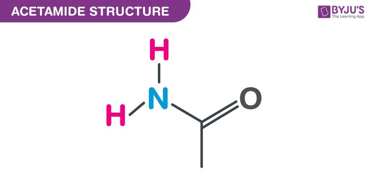 Acetamide structure
