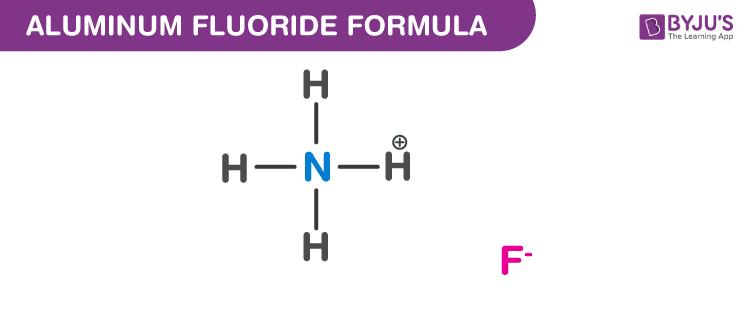 Aluminum Fluoride Formula