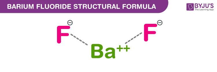 Barium Fluoride Formula