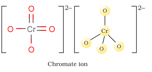Chromate Structure