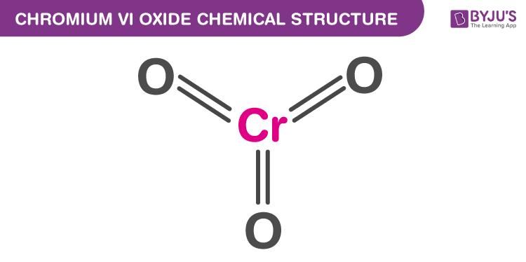 Chromium VI Oxide Formula