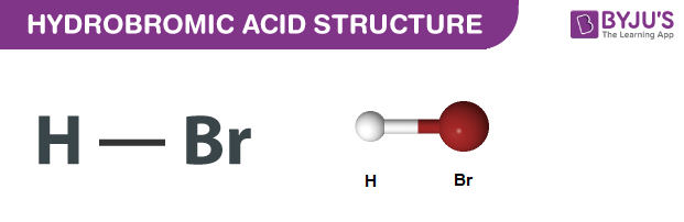 Hydrobromic Acid Structure