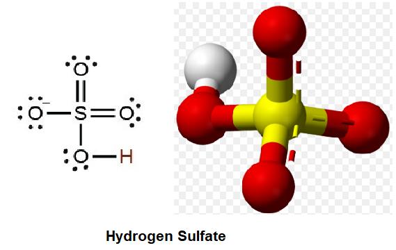 Hydrogen Sulfate