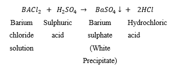 ICSE Class 8 Chemistry Selina Solutions Chapter 6- 11