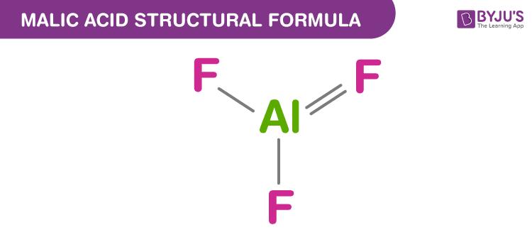 Malic Acid Formula