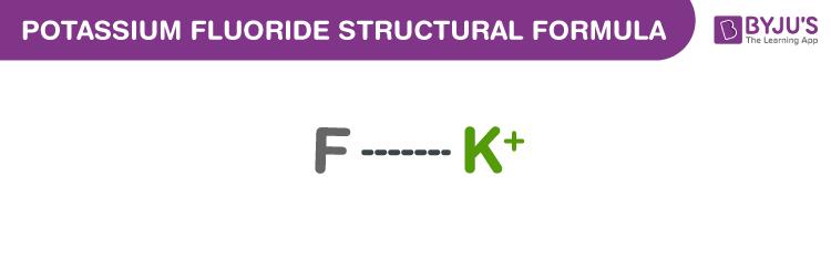 Potassium Flouride Formula