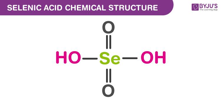 Selenic Acid Formula