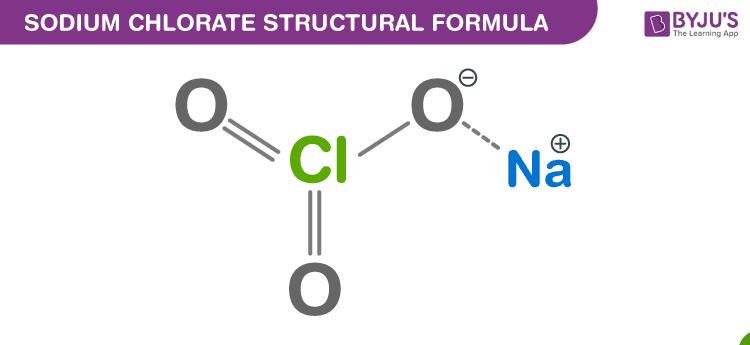 Sodium Chlorate Formula