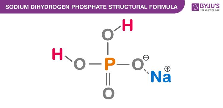 Sodium Dihydrogen Phosphate Formula