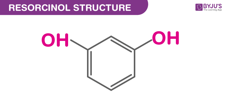 Structure of Resorcinol