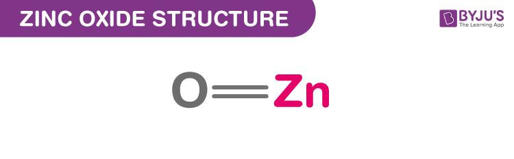 Structure Of Zinc Oxide